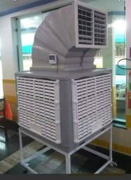 Climatizadores com vazão para 80,230,300 e 500 m². A partir de 4.499,00 !