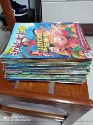 Revistas Nosso Amiguinho