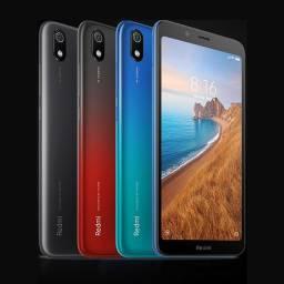 12 x R$: 80,49 Xiaomi Redmi 7A 32gb - Lacrado - Nota Fiscal
