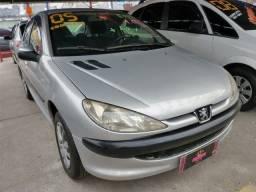 Peugeot 206 1.4 2005 Completão + Gnv) * * Felipe ZAP 2mil 48 x 314$ !!!!!