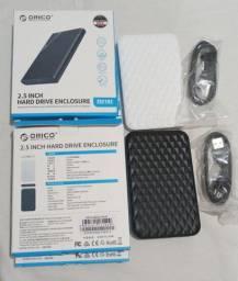 Case para HD/SSD Externo Orico USB 3.0