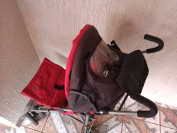 Vendo carrinho de bebê Burigotto bye bye