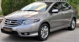 Honda City 2014 LX 1.5 Automático TOP Extra