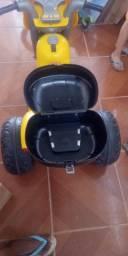 Moro Infantil eletrica