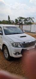 Hilux Srv automatica Diesel 13/14  somente venda
