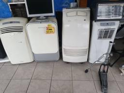Ar condicionado portatil Varios modelos