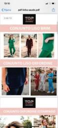 Pijamas cirúrgicos, jalecos, Scrubs, aventais TNT , lindos modelos!