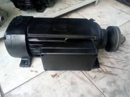 Motor para serra modelo Jacaré bifásico 220v