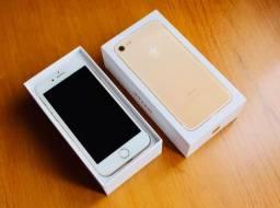 iPhone 7 32gb Ouro - Em estado de novo!