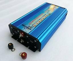 Inversor 24v 220v 2500w onda senoidal pura TSM pico 5000