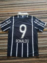 Camisa Corinthians 2009 / Ronaldo / Tam M