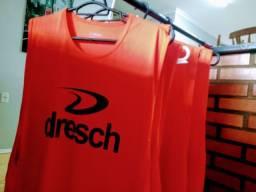5 Colete de futebol Dresch por 100