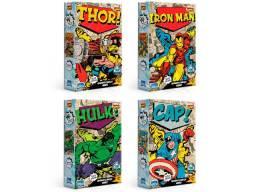 Quebra-Cabeça Marvel Comics 500 Peças Novo