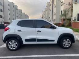 Vendo carro Renault kwid zen . 7.000 km rodado