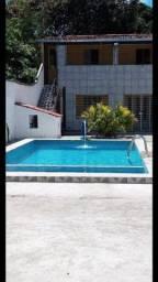 Casa de praia com piscina em Enseadas dos Corais