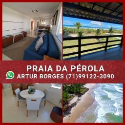 Cond Praia da Pérola( 60x Sem Juros) Maravilhoso em Ilhéus - 2/4 68m² (five)