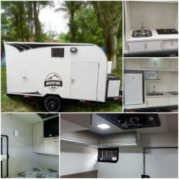 Vendo Camping Trailer para Lazer, Passeio,Viagens .