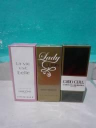 Perfumes Femininos de Primeira linha 50ml