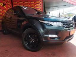 Land rover Range rover evoque 2012 2.0 pure 4wd 16v gasolina 4p automático