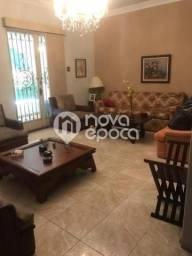 Casa à venda com 5 dormitórios em Laranjeiras, Rio de janeiro cod:FL6CS50055
