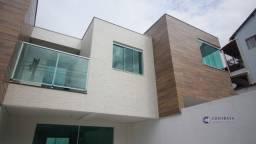 Casa Geminada Duplex Nova  - BH - B. Itapoã - 3 qts (3 Suítes) - 4 Vagas
