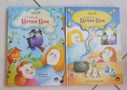 """Livros da série """"Bruxa boa"""" da Lya Luft"""