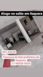 Aluga-se salão em Itaquera