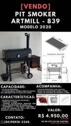 Pit Smoker 839 Artmill - Defumador