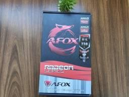 Placa de video 1 gb Afox R5-230