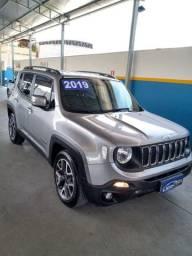 Jeep Renegade 1.8 4x2 Flex Automático 2019/2019 Completo