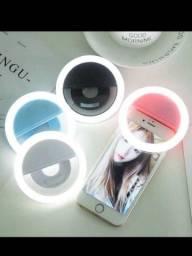 Led Flash Para Selfie, Led Para Celular Ring Light Sg-11