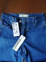 3 Calças Jeans Hering Feminina - Originais