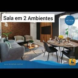 70... Apartamentos 2 quartos  Após Rio Anil Shopping