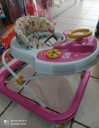 VENDO ANDAJAR INFANTIL NOVO