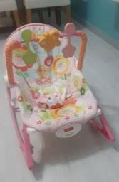 Cadeira de Balanço para bebê Fisher-Price