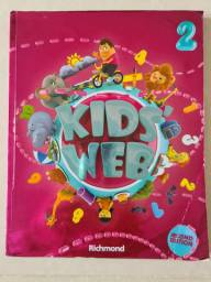 Livro Kids Web 2 - Richmond
