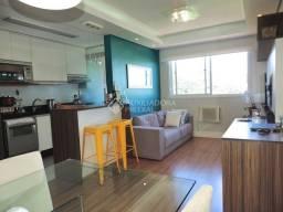 Apartamento à venda com 2 dormitórios em Jardim carvalho, Porto alegre cod:336894