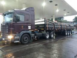 Scania 124 420 motor zero km milenium