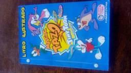 Coleção de Tazo Tiny Toon 1997 Elma Chips