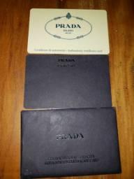 Certificado Original Prada Raridade