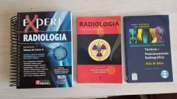 Conjunto livros Radiologia Curso