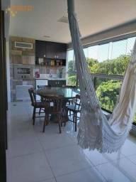 Apartamento com 4 dormitórios à venda, 170 m² - Imbiribeira - Recife/PE