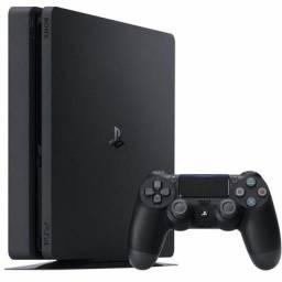 PlayStation 4 Slim 3 jogos