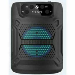 Promoção - Mini caixa Bluetooth - Toca Pendrive, Cartão, FM e Bluetooth