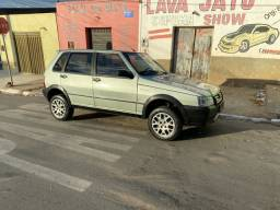 FIAT UNO WAY 2008 CELEBRATION COMPLETO
