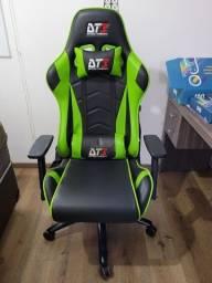 Cadeira Gamer DT3 Spots Green
