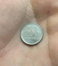 Moeda de 200 Cruzeiros