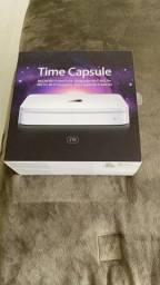 Time capsule Apple, com 2 teras com caixa original e nota fiscal