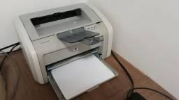 Impressora HP 1020 zera sem detalhes