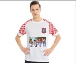 Camisa do Corinthians Edição Mundial de Clubes no Japão 2012
